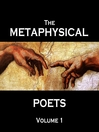The Metaphysical Poets, Volume 1 (MP3)